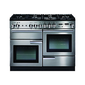 Rangemaster Professional Plus 110 Cooker Stainless Steel