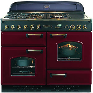 Rangemaster 87620 Classic 110 Induction Cranberry