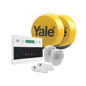 Yale EFKIT2 Easy Fit Telecommunicating Alarm