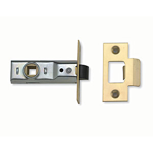 Yale P-M888PB-64 Tubular Latch 64mm Brass