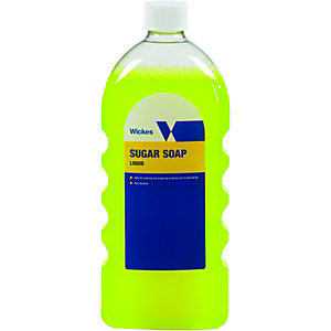 Wickes All Surface Sugar Soap 1L