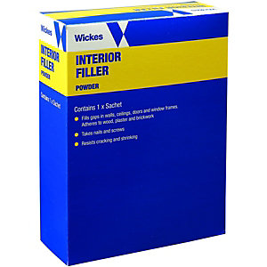 Wickes All Purpose Interior Powder Filler 1.5kg