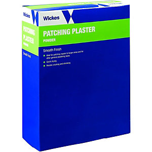 Wickes Quick Setting Patching Plaster 1.7kg