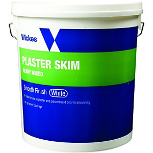 Wickes Ready Mixed Plaster Skim 10kg