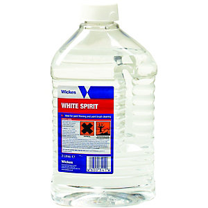 Wickes White Spirit Low Odour 2L