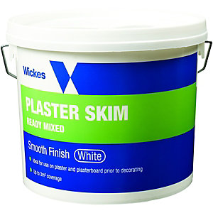 Wickes Ready Mixed Plaster Skim 5kg