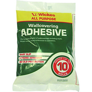 Wickes Powdered Wallpaper Adhesive 10 Roll