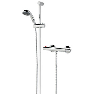 Bristan Zing Thermostatic Mixer Shower Chrome