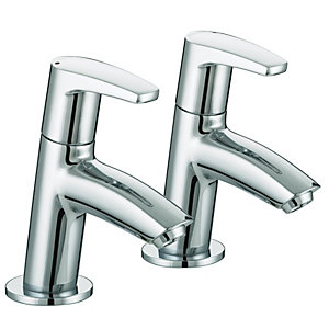 Bristan Orta Basin Taps Chrome