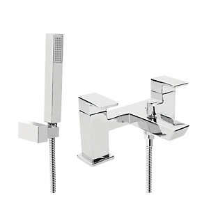 Bristan Cobalt Bath Shower Mixer Chrome