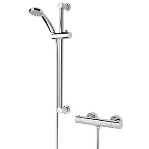 Bristan Frenzy Thermostatic Mixer Shower Chrome