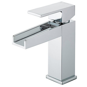Bristan Hampton Basin Mixer Chrome