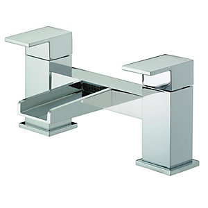 Bristan Hampton Bath Filler Chrome