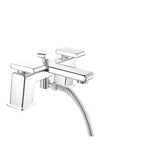 Bristan Rossara Bath Shower Mixer Chrome