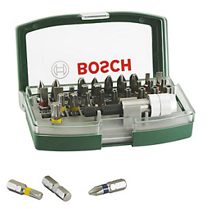 Bosch 32 Piece Screwdriving Set