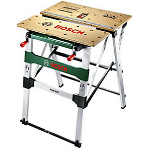 Bosch Flexible and Safe Working Workbench PWB600