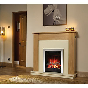 Be Modern Lyndhurst Eco Electric Fire Suite