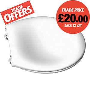 iflo Cascada Soft Close Toilet Seat