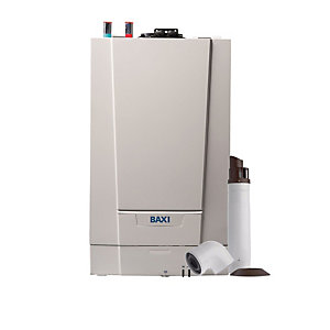 Baxi Ecoblue Advance 19kW Heat Only Boiler & Standard Telescopic Flue Pack Erp
