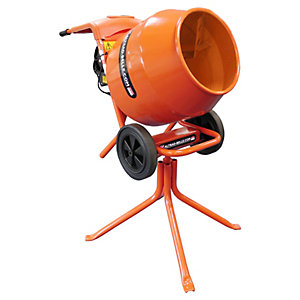 Wickes Electric Cement Mixer 150 Litre