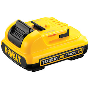 Dewalt 10.8V Li-Ion Battery - Dewalt DCB127XJ XR 2.0Ah 10.8V Li-Ion Battery