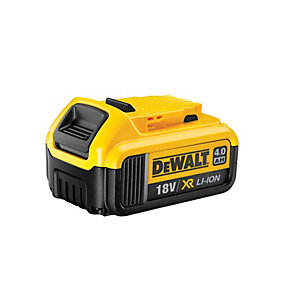DeWalt 18V 4.0Ah XR Li-Ion Slide Battery Pack