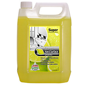 Super Hard Surface Cleaner Lemon 5L
