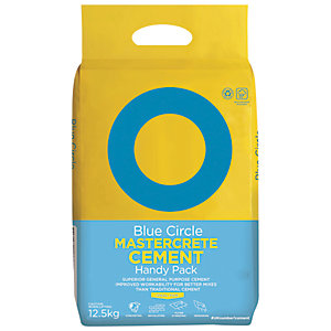 Blue Circle Mastercrete Cement 12.5kg Mixer Bag