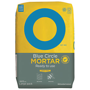 Blue Circle Quality Assured Mortar Mix 20kg