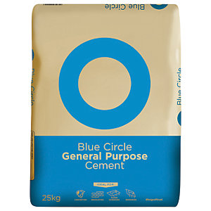 Lafarge Blue Circle Cement 25kg