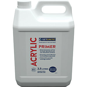 Setcrete High Performance Floor Levelling Primer 2.5L