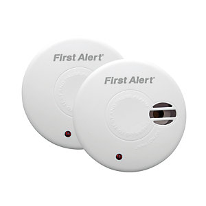 First Alert Ionisation 2PK Smoke Alarm