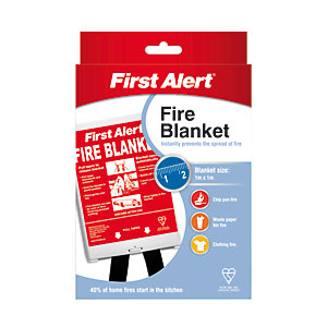 First Alert 1m x 1m Fire Blanket