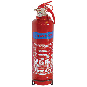 First Alert 1 Litre Fire Extinguisher