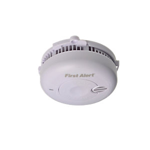 Wickes Battery Operated Optical Long Life Smoke Alarm