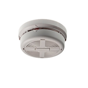 Wickes Mains Powered Ionisation Smoke Alarm