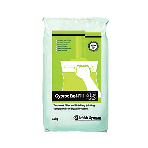Gyproc Easi Fill 45 Compound 10kg