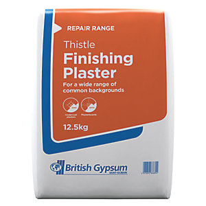 British Gypsum Thistle Finishing Plaster 12.5kg