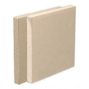 British Gypsum Gyproc Duraline Plasterboard Tapered Edge 2400mm x 1200mm x 15mm (2.88m²/Pack)