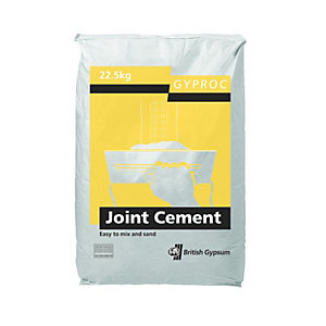 British Gypsum Gyproc Joint Cement 22.5kg