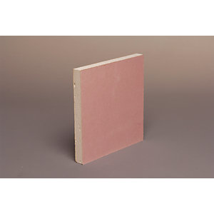 British Gypsum Gyproc Fireline Board Tapered Edge 1800mm x 900mm x 12.5mm