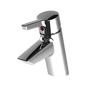Be Modern Solaro Mono Basin Mixer Excluding Pop Up Waste Chrome