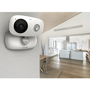 Motorola Focus 66 WiFi HD Audio and Video Home Monitoring Camera