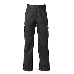 Stanley Michigan Trouser Black 31L Pack 2
