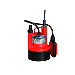 Bibus Submersible Sump Pump Auto 80W 3/4""