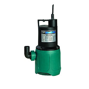 Bibus Submersible Pump 200W Manual 1.3/4""