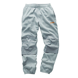 Scruffs Fleece Work Pants Grey
