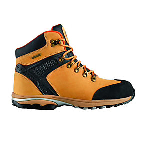 Scruffs Nemesis Safety Hiker Tan Size 8