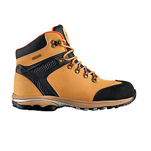 Scruffs Nemesis Safety Hiker Tan Size 10