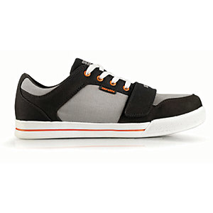 Scruffs Mist Safety Trainer Black/Grey